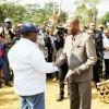Ali Bongo Ondimba parsème le Woleu-Ntem de Graine